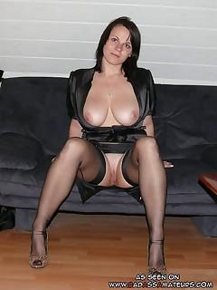 Bad Ass Amateurs homemade stockings