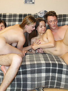 Young Sex Parties exciting party