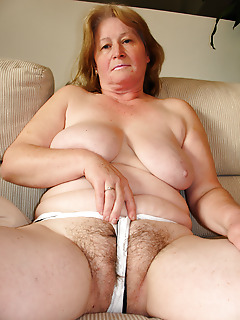 Hot 60 Club grandma nasty