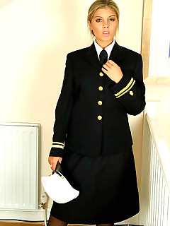 Uniform uniformed girls photo galleries