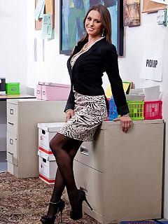 Secretaries sexy fetish pic